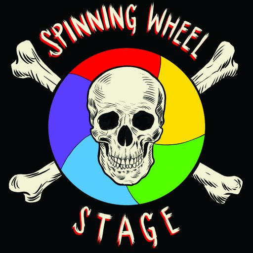 Spinning Wheel Stage